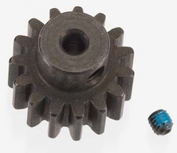 HPI Pinion Gear 15 Tooth 1M/3mm Shaft WR8 Flux