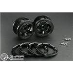 2.2 GT Air System Beadlock Wheels (2)