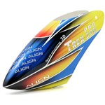 250 Pro Painted Canopy (Yellow/Blue/Red)