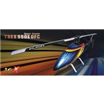 T-REX 550E DFC Super Combo Helicopter Kit w/Motor, ESC, 4 Servo