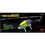 T-REX 600N DFC Super Combo Helicopter Kit w/4 Servos, 3GX Gyro