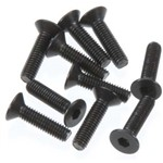 Flat Head Screw 3x12mm (10)