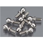 Heavy-Duty Ball Stud 6mm