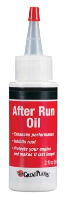 Great Planes After Run Engine Oil 2 Fl Oz