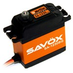 Savox Coreless Digital Servo 0.16/500 @6V