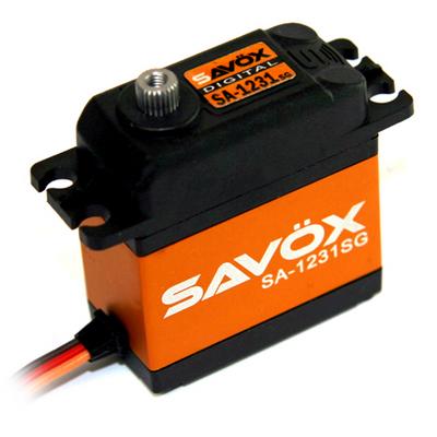 Savox Coreless Digital Servo 0.14/444.4 @6V