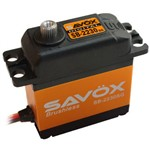 Savox SB-2230SG High Voltage Monster Torque Brushless Tall Steel Gear