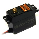 Savox High Voltage Standard Digital Servo 0.13/111.1 @7.4