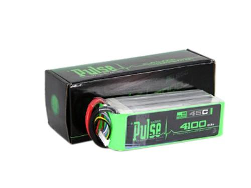 Pulse PULSE 6S 22.2V 4100mAh 45C