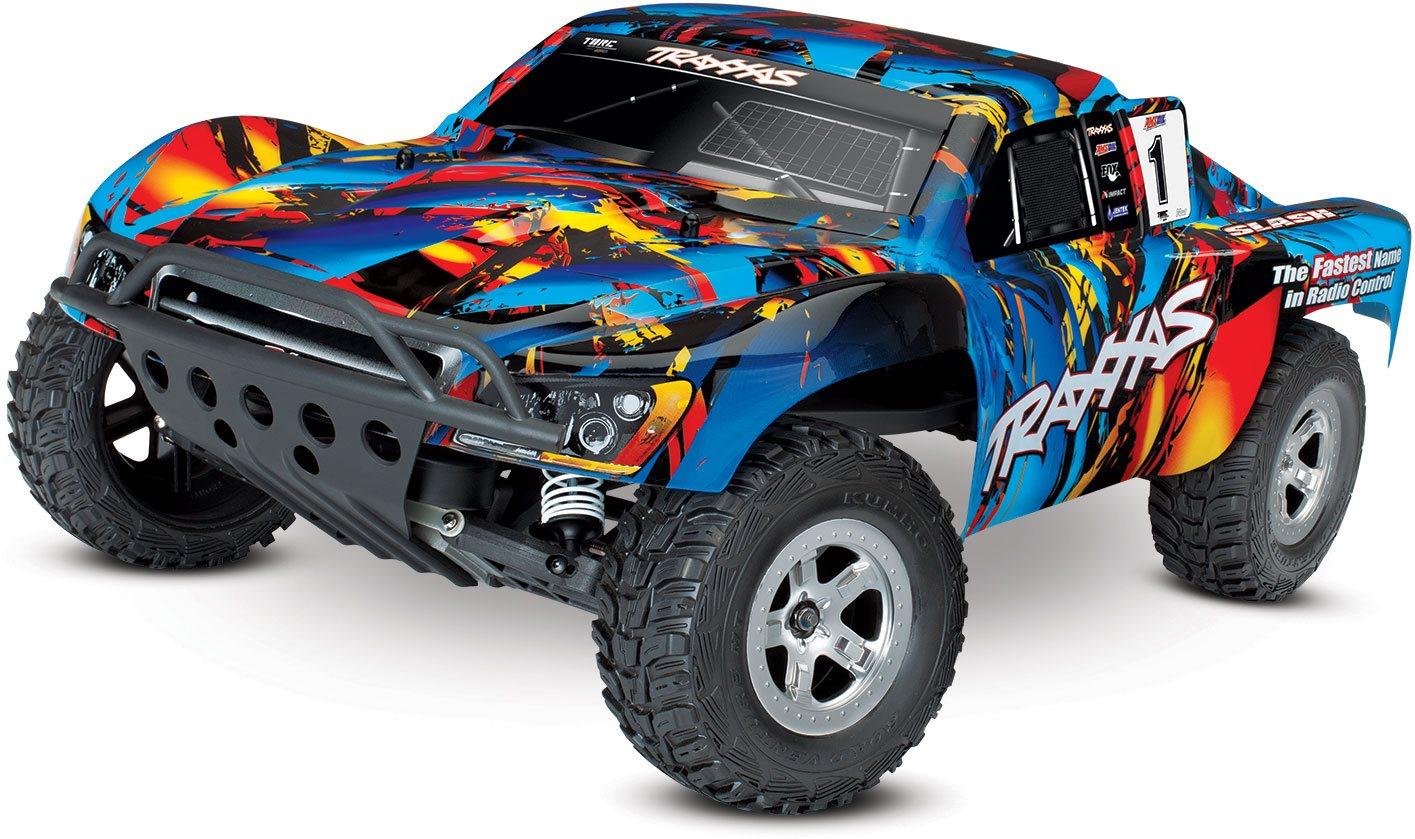 Traxxas Traxxas Slash 1/10 RTR Electric 2WD Short Course Truck (Rock n R