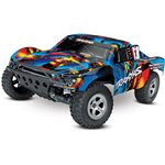 Traxxas Slash 1/10 RTR Electric 2WD Short Course Truck (Rock n R