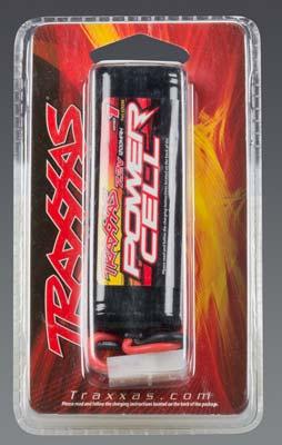 Traxxas Battery 6-Cell Nimh W/Molex (Fits Latrax 1/18 Models)