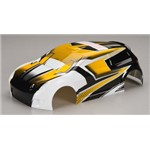 Body LaTrax Rally Yellow Decals
