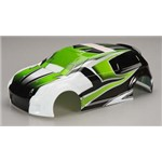 Body LaTrax Rally Green Decals
