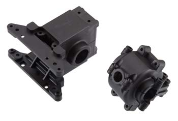Traxxas Bulkhead, Front & Rear / Differential Housing, Front &