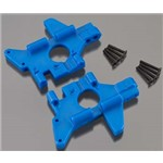 RPM Rear Bulkheads T/E-Maxx Blue