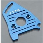 Heatsink Motor Plate Blue Slash 4x4 LCG/Rally