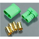 Castle Creations 6.5mm Polarized Bullet Connector 6.5mm
