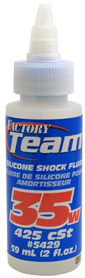 Associated Silicone Shock Fluid 35 Weight 2 oz