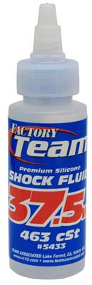 Associated Silicone Shock Fluid 37.5wt 2 oz