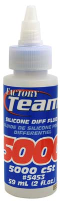 Associated Silicone Diff Fluid 5000cst