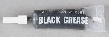 Associated Stealth Black Grease