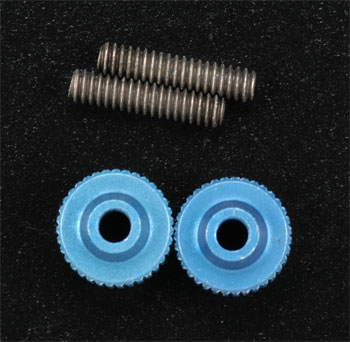 Associated FT Battery Strap Thumb Screws (2)