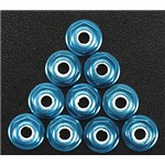 FT Locknut 3mm Blue MGT (10)