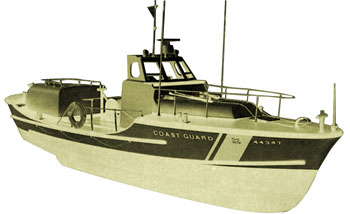 Dumas US Coast Guard Lifeboat 33  Kit