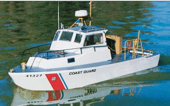 Dumas USCG Utility Boat 31  Kit