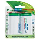 D Alkaline Battery (2)