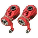 Precision CNC Alum Main Blade Grip , Red , MCPXBL