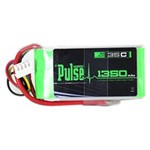 Pulse Lipo 1350mAh 22.2V 35C - Ultra Power Series
